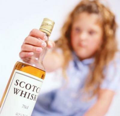 Проблема подросткового алкоголизма в России стоит особо остро