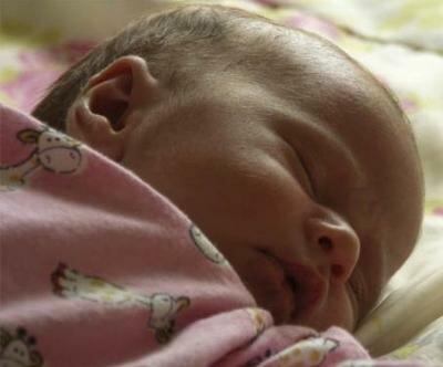 Киста у младенца - стоит ли беспокоиться?