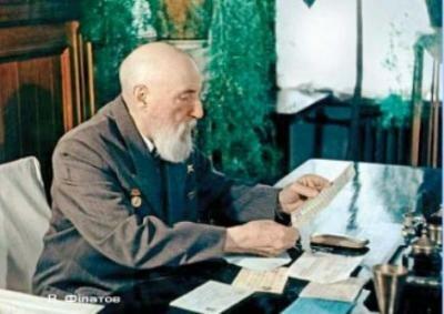 В.П. Филатов