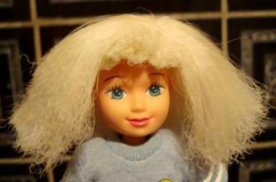пережженые волосы становятся как пакля
