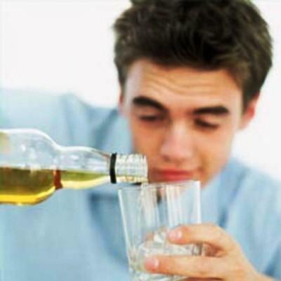 Употребление алкоголя подростками - это страшно