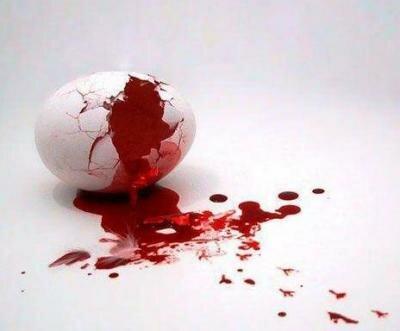 после аборта идет кровь