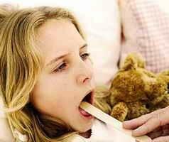 Ангина и ее источник инфекции