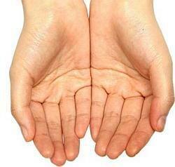 Зуд ладоней – симптом многих заболеваний
