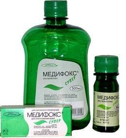 Медифокс для лечения педикулеза
