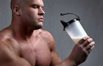 Казеиновый протеин для наращивания мускулатуры