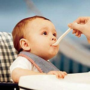 Возрастные особенности органов пищеварения