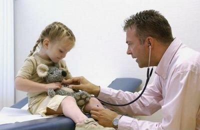 Здоровье детей в детском саду