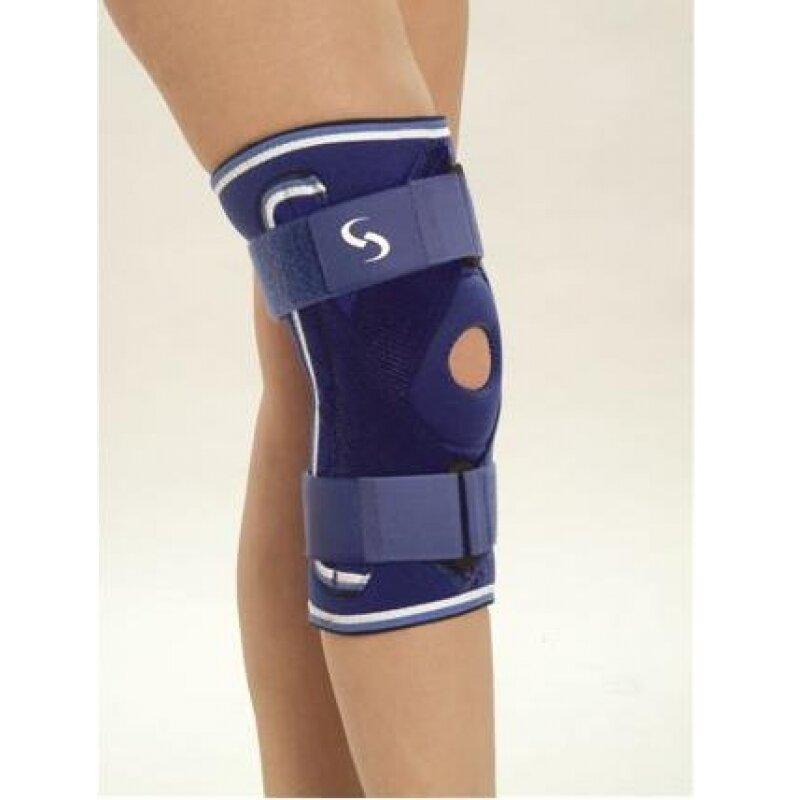 Корсет для коленного сустава при разрыве связок