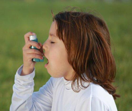 астма от аллергии на пыль